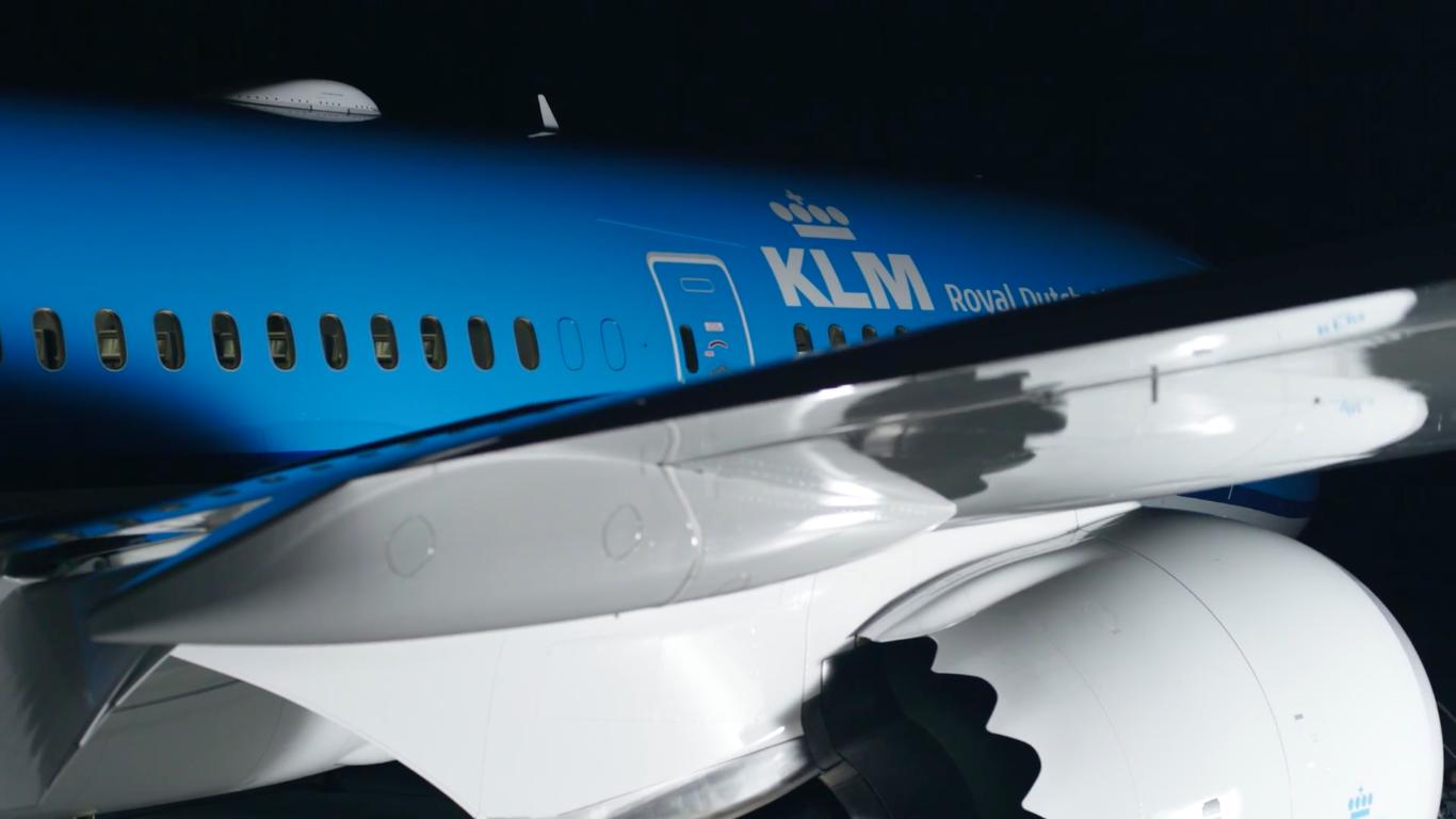 Ảnh: KLM