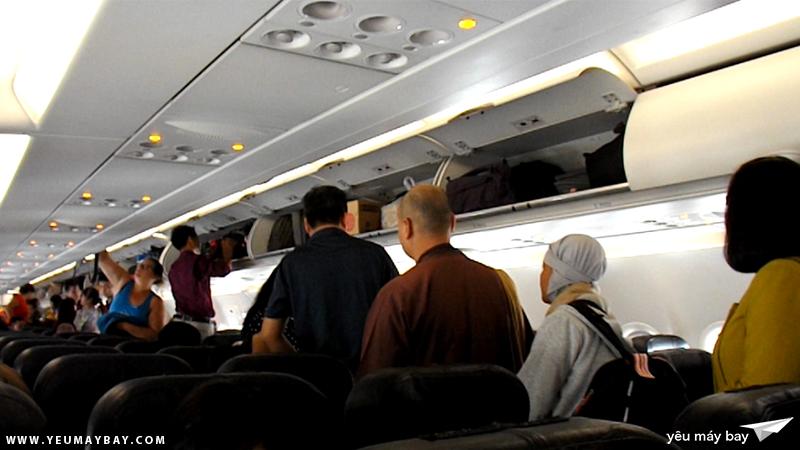 Bên trong cabin VN-A561