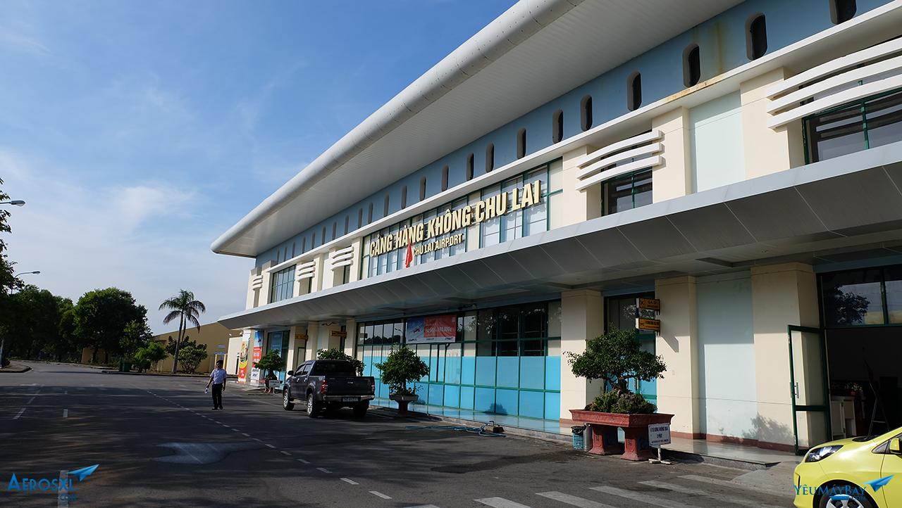 Nhà ga sân bay Chu Lai