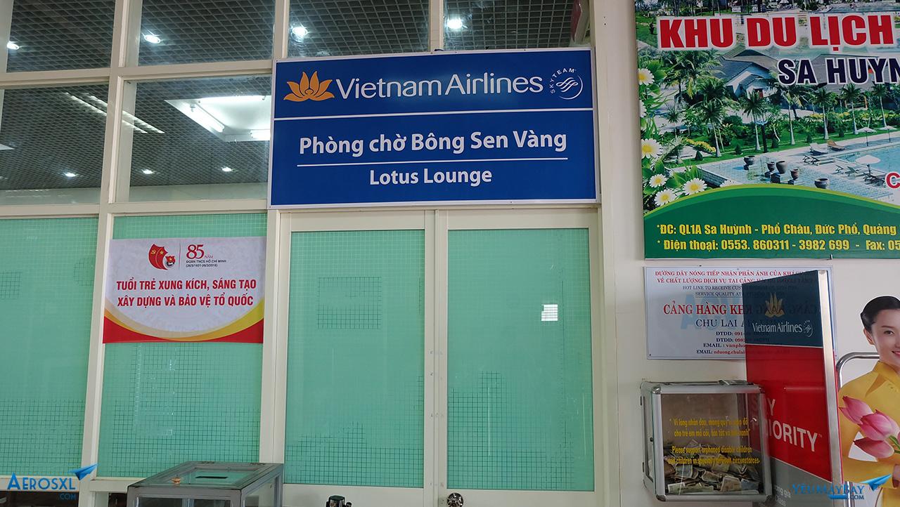 Phòng chờ Lotus