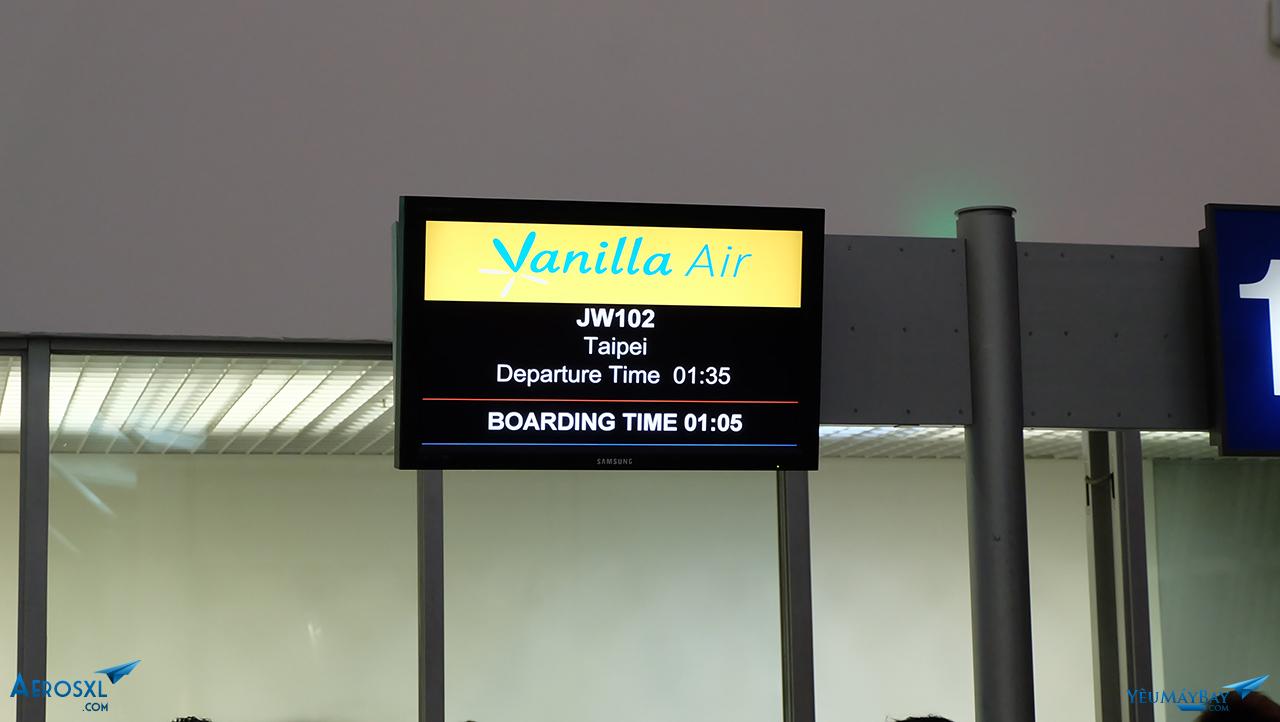 Chuyến bay đúng giờ. Ảnh: Travip