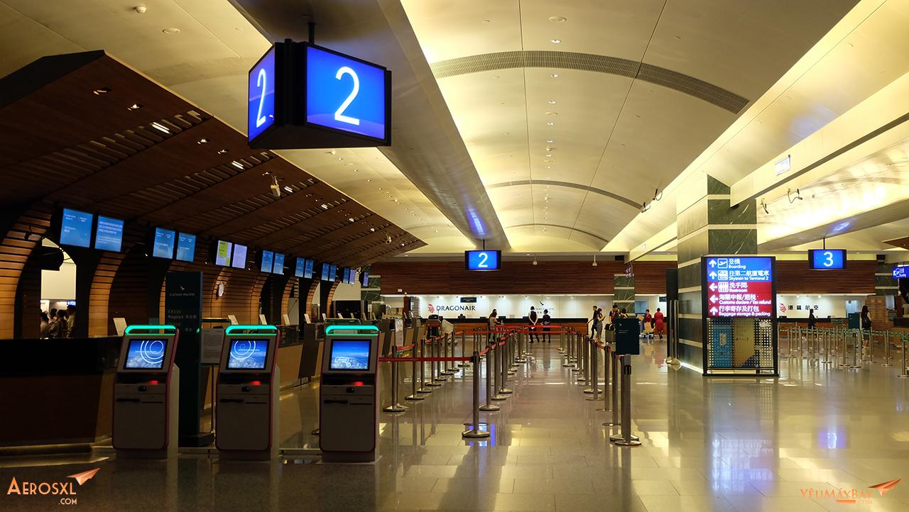 Sân bay Đào Viên. Ảnh: Travip