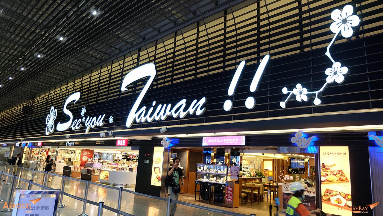 Hẹn gặp lại Đài Loan. Ảnh: Travip
