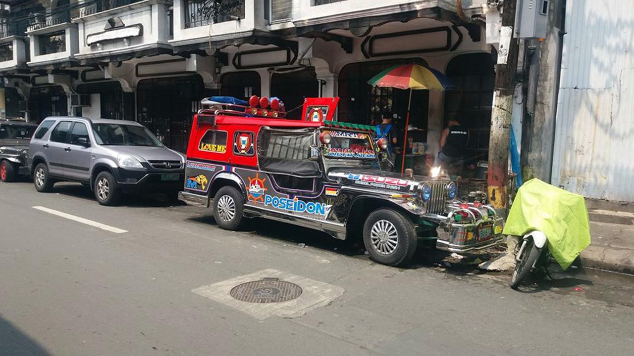 Jeepney - Ảnh: Tuấn Đỗ