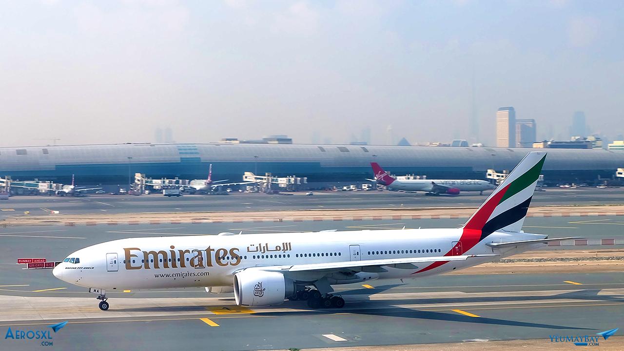 avipBoeing 777 - Ảnh: Tr