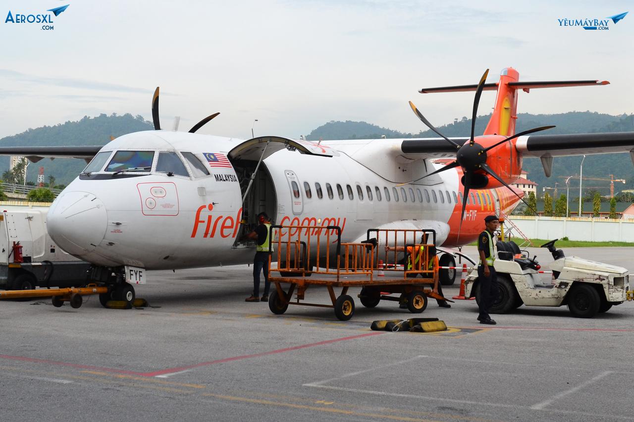 Tàu bay đã sẵn sàng đón khách - Ảnh: Long Ethan